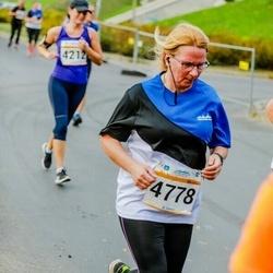 Tallinna Maratoni Sügisjooks 10 km - Anneli Riima (4778)