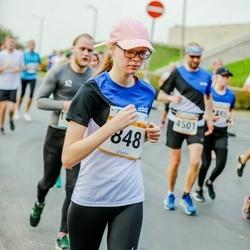 Tallinna Maratoni Sügisjooks 10 km - Annabel Lindmets (848)