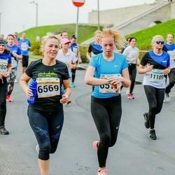 Tallinna Maratoni Sügisjooks 10 km - Maris Aagver (6569), Viktoria Zubkova (11109)