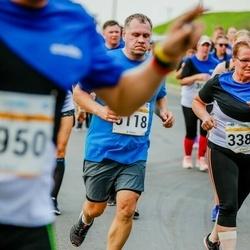 Tallinna Maratoni Sügisjooks 10 km - Annika Kaljula (3118)