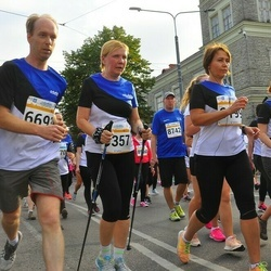Tallinna Maratoni Sügisjooks 10 km - Ahti Einard (6693)