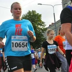 Tallinna Maratoni Sügisjooks 10 km - Annelie Wiessner (10654)