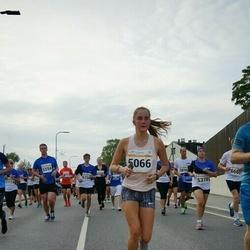 Tallinna Maratoni Sügisjooks 10 km - Brigitta Lees (5066)