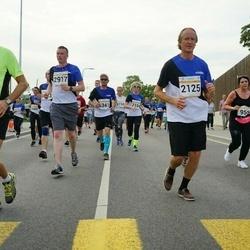 Tallinna Maratoni Sügisjooks 10 km - Amor Saal (1460), Andres Jäätma (2125), Karl Apsolon (2917)