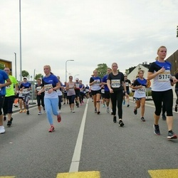 Tallinna Maratoni Sügisjooks 10 km - Evelyn Tukkev (4709), Agnes Raudam (5174)