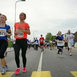 Tallinna Maratoni Sügisjooks 10 km - Annabel Kongas (6577)