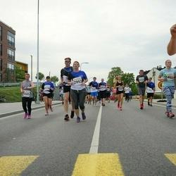 Tallinna Maratoni Sügisjooks 10 km - Greta Silberg-Käärik (2993), Anna-Liisa Tõnismäe (4020)