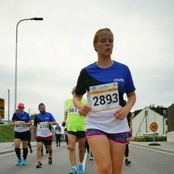 Tallinna Maratoni Sügisjooks 10 km - Birgit Rooväli (2893)
