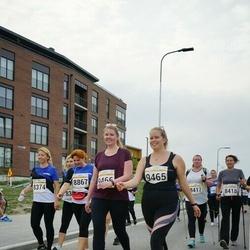 Tallinna Maratoni Sügisjooks 10 km - Annemari Sepp (9465), Kristin Ehala (9466)
