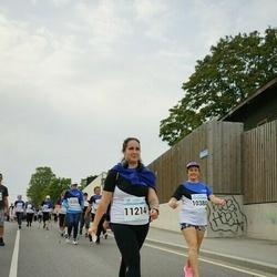 Tallinna Maratoni Sügisjooks 10 km - Annabel Laasi (11214)