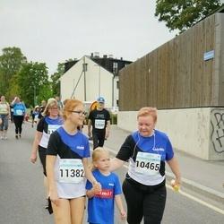 Tallinna Maratoni Sügisjooks 10 km - Merle Rahe (10465), Berit Rahe (11382)