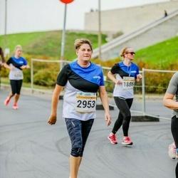Tallinna Maratoni Sügisjooks 10 km - Anni Engelbrecht (2953)