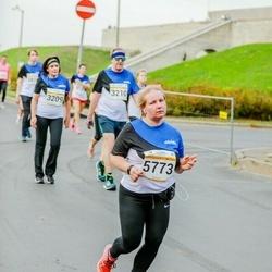 Tallinna Maratoni Sügisjooks 10 km - Anneli Seppago (5773)