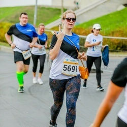 Tallinna Maratoni Sügisjooks 10 km - Birgit Kuuse (5691)