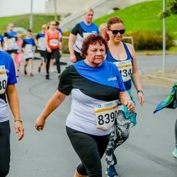 Tallinna Maratoni Sügisjooks 10 km - Aime Heinsalu (8390), Agni Radik (9434)