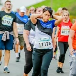Tallinna Maratoni Sügisjooks 10 km - Alvina Špak (4821), Jaanika Eller (11176)