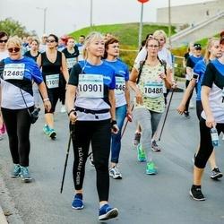 Tallinna Maratoni Sügisjooks 10 km - Aare Tatjana (10485), Terje Treimann-Tupits (10901), Liis Rüü (12485)