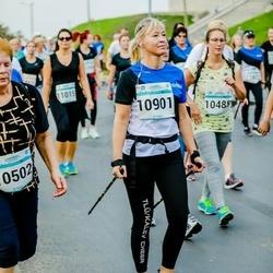 Tallinna Maratoni Sügisjooks 10 km - Aare Tatjana (10485), Terje Treimann-Tupits (10901)