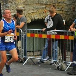 Tallinna Maratoni Sügisjooks 10 km - Agu Lehemaa (5187)