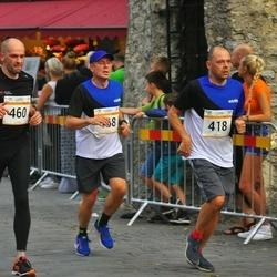 Tallinna Maratoni Sügisjooks 10 km - Kristian Esula (418), Andi Piliste (460)