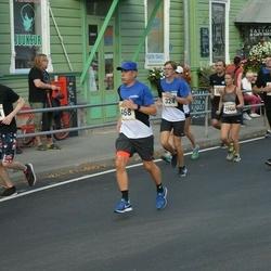 Tallinna Maratoni Sügisjooks 10 km - Christofer-Marten Melk (324), Ago Lilleorg (468)