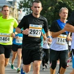 Tallinna Maratoni Sügisjooks 10 km - Arnis Sevelkovs (2927)
