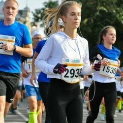 Tallinna Maratoni Sügisjooks 10 km - Brigitte Salmus (2938)