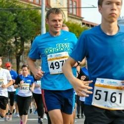 Tallinna Maratoni Sügisjooks 10 km - Arlis Pipenberg (4972)