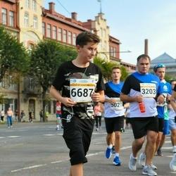 Tallinna Maratoni Sügisjooks 10 km - Artjom Litvinjuk (6687)