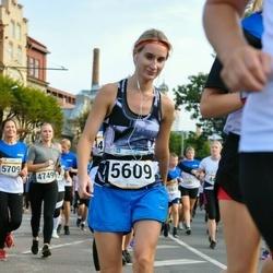 Tallinna Maratoni Sügisjooks 10 km - Anastasia Jefimova (5609)