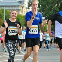 Tallinna Maratoni Sügisjooks 10 km - Aarne Kuusmann (6777)