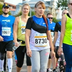 Tallinna Maratoni Sügisjooks 10 km - Anneli Talts (8730)