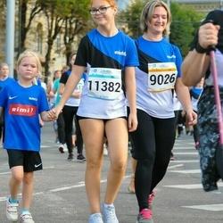 Tallinna Maratoni Sügisjooks 10 km - Berit Rahe (11382)