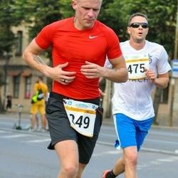 Tallinna Maratoni Sügisjooks 10 km - Arno Kärg (249)