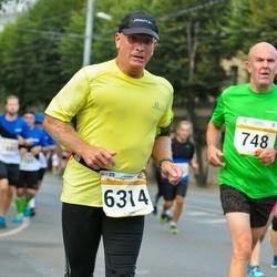 Tallinna Maratoni Sügisjooks 10 km - Arne Pihkva (6314)