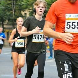 Tallinna Maratoni Sügisjooks 10 km - Benno Roobas (5424)