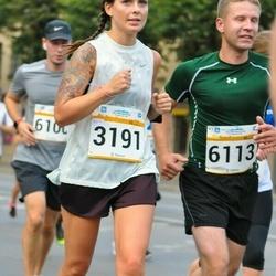 Tallinna Maratoni Sügisjooks 10 km - Anna Maria Võsu (3191)