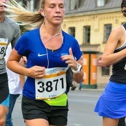 Tallinna Maratoni Sügisjooks 10 km - Annely Aston (3871)