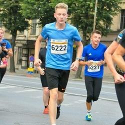 Tallinna Maratoni Sügisjooks 10 km - Ander Leiste (6222)