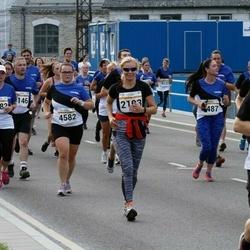Tallinna Maratoni Sügisjooks 10 km - Anna Ojap (2103), Triin Tiitsu (4582)