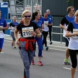 Tallinna Maratoni Sügisjooks 10 km - Anna Ojap (2103)
