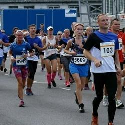 Tallinna Maratoni Sügisjooks 10 km - Carina Eriksson (8949)