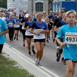 Tallinna Maratoni Sügisjooks 10 km - Artjom Skatskov (4937), Valentin Zaporoztsev (4944)