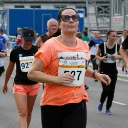 Tallinna Maratoni Sügisjooks 10 km - Annika Siimula-Sõrmus (527)
