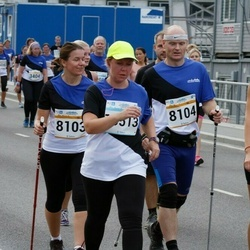 Tallinna Maratoni Sügisjooks 10 km - Norah Chebet (13), Aivar Reinap (105), Merle Must (8103), Veiko Tiits (8104), Anna Khandogina (10803)