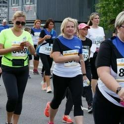 Tallinna Maratoni Sügisjooks 10 km - Annika Toots (8391)