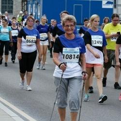 Tallinna Maratoni Sügisjooks 10 km - Ülle Pajumets (8155), Raina Sesmin (8683), Valeria Koemets (10427), Anita Teearu (10486), Valve Tarum (10814), Olga Koroljov (12496)