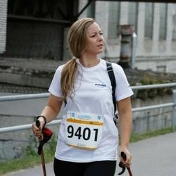 Tallinna Maratoni Sügisjooks 10 km - Annika Roost (9401)