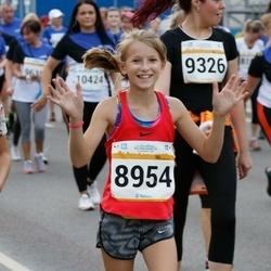 Tallinna Maratoni Sügisjooks 10 km - Kerstin Uustalu (2750), Brigitta Pihlakas (8954)