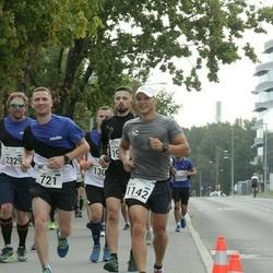 Tallinna Maraton - Artur Retsnik (721), Sergei Baranovski (1142)